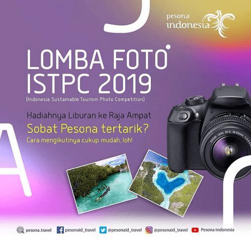 Kontes Foto Sustainable Tourism Indonesia Berhadiah Trip ke Raja Ampat