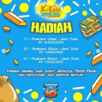 Kontes Kreasi Jesscool Berhadiah Uang Tunai Total 5 Juta Rupiah