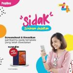 Kuis SIDAK PopBox Berhadiah Smartphone Nokia 3.1 Plus