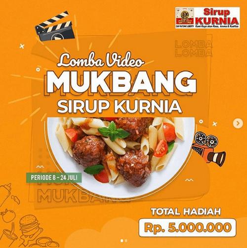 Lomba Video Mukbang Sirup Kurnia [24/07/2019]