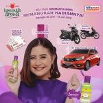 Promo Minyak Kayu Putih Aroma di Alfamart Berhadiah Honda Brio RS