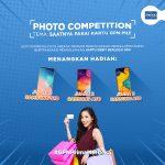 Kontes Foto Saatnya Pakai Kartu GPN-mu! Berhadiah Samsung S10
