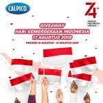 Giveaway Hari Kemerdekaan Indonesia Berhadiah Saldo OVO/Gopay