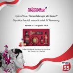 Kontes Foto Bright Gas Berhadiah 17 Gift Ultimate Strawberry Body Shop