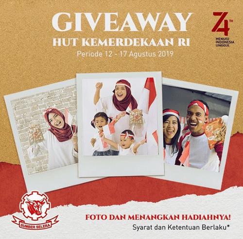 Kontes Foto Kemerdekaan Berhadiah Pulsa 200K Untuk 3 Pemenang