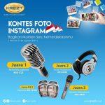 Kontes Momen Kemerdekaanmu Berhadiah Mic, Headphone dari KREZT