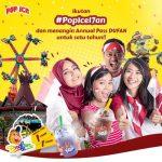 Kuis Pop Ice 17an Berhadiah Annual Pass DUFAN Untuk Satu Tahun