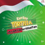 KripKrip Tortilla 17an Berhadiah Voucher Belanja Total 1.2 Juta + Produk