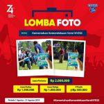 Lomba Foto Kemerdekaan NYESS Berhadiah Uang Total 6 Juta Rupiah