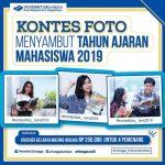 Lomba Foto Sambut Tahun Ajaran Mahasiswa Berhadiah Voucher Belanja