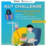 Aksi Sehat Ceria Challenge Berhadiah LYFE Watch Fitness Tracker