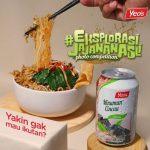 Kontes Foto Eksplorasi Jajanan Asli Yeos Berhadiah Sony RX100 MK3