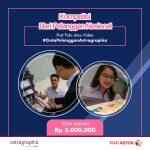 Lomba Cinta Pelanggan Astragraphia Berhadiah Total 3 Juta Rupiah