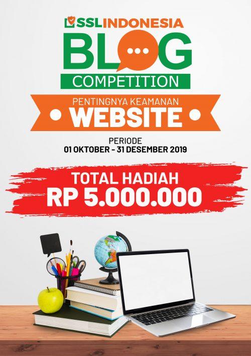 Kontes Blog SSL Indonesia Berhadiah Total Rp. 5 Juta