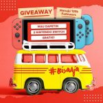 Giveaway Share Post Reddoorz Berhadiah 2 unit Nintendo Switch Gratis