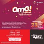 Kontes OMG Video Challenge Berhadiah Total 23 Juta Rupiah
