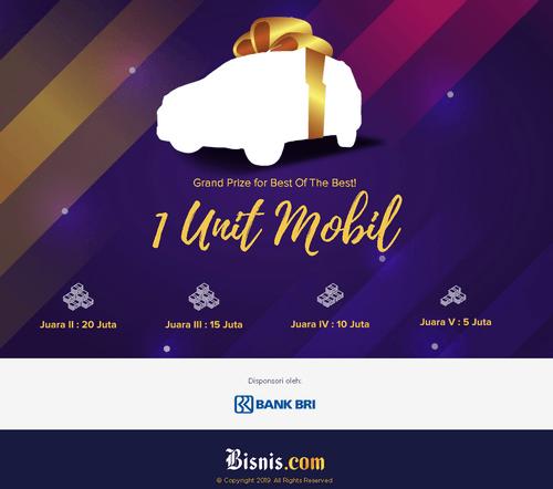 Ekspresikan Idemu Untuk Indonesia Maju dan Menangkan 1 Unit Mobil
