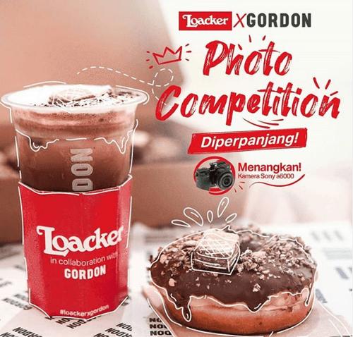 Kontes Foto Loacker x Gordon Berhadiah SONY A6000 & Voucher Belanja