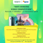 Kontes Video Anti Shaking Berhadiah Trip ke Bali, OPPO Reno2 F, dll