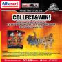 Promo Beli Mainan di Alfamart Berhadiah Trip ke Jurassic Park Singapore