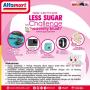 Promo Less Sugar Heavenly Blush Berhadiah 15 Trip ke Pulau Derawan