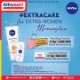 Promo Nivea Extra Care Alfamart Berhadiah Voucher Travel 50 Juta