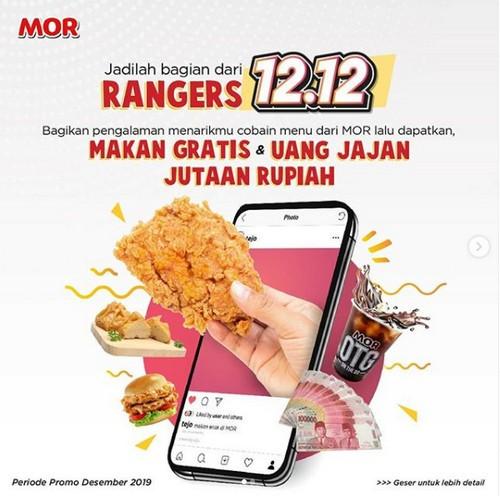 Kontes Review Menu MOR Berhadiah Uang Total 3 Juta & Makan Gratis