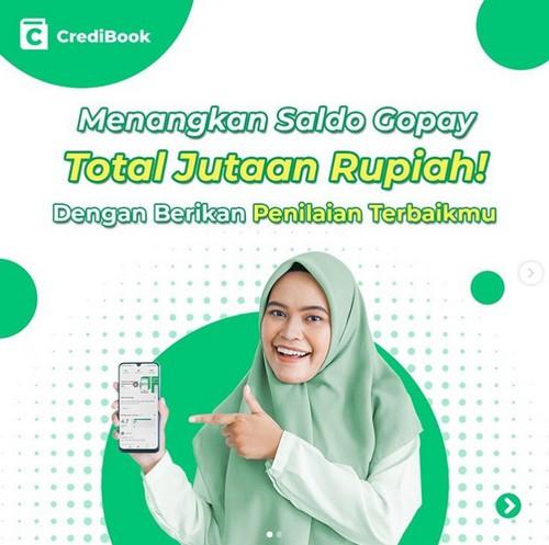 Kontes Review Aplikasi Credibook Berhadiah Saldo Gopay 2 ...