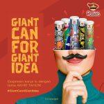 Kompetisi Artwork Mister Potato Indonesia #GiantCan4GiantIdea