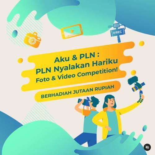 Kompetisi Foto PLN Nyalakan Hariku 2020