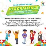 Lomba Video Pendek CEO Challenge Grup Mizan 2020