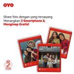 Share Foto OYO 2 Tahun Melangkah