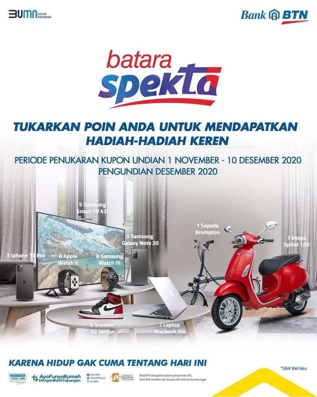 Batara Spekta November 2020