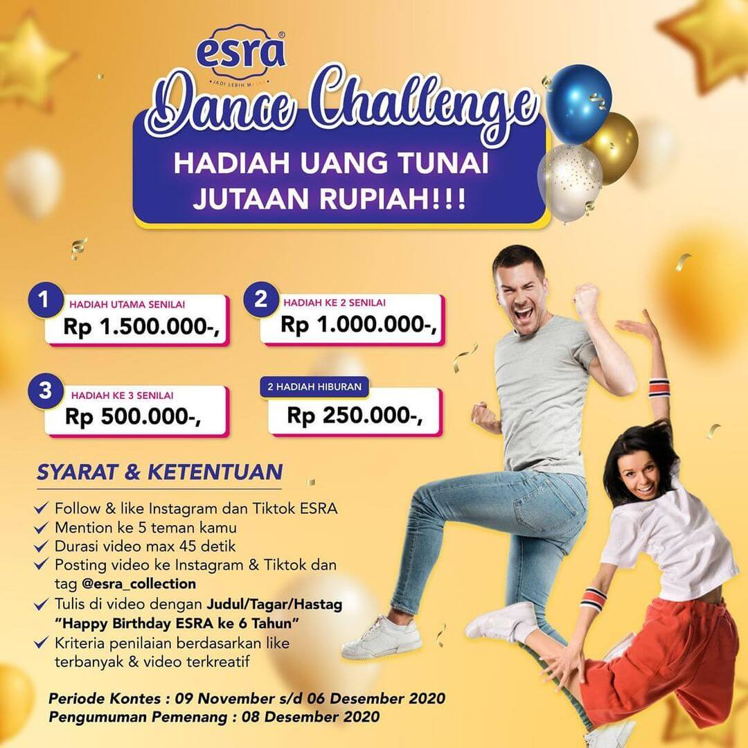 Esra Dance Challenge 2020