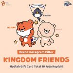 Event Instagram Filter Kingdom Friends 2020