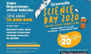 Gramedia Science Day 2020