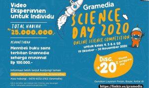 Gramedia Science Day 2020