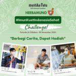 Herbamuno #ImunKuatIndonesiaSehat Challenge 2020