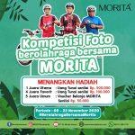 Kompetisi Foto Berolahraga Bersama Morita 2020