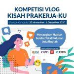 Kompetisi Vlog Kisah Prakerja-ku 2020