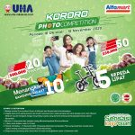 Kororo Photo Competition Alfamart 2020