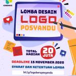 Lomba Desain Logo Posyandu 2020