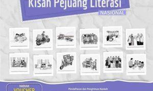 Lomba Menulis Kisah Pejuang Literasi Nasional CV. Tirta Buana Media 2020