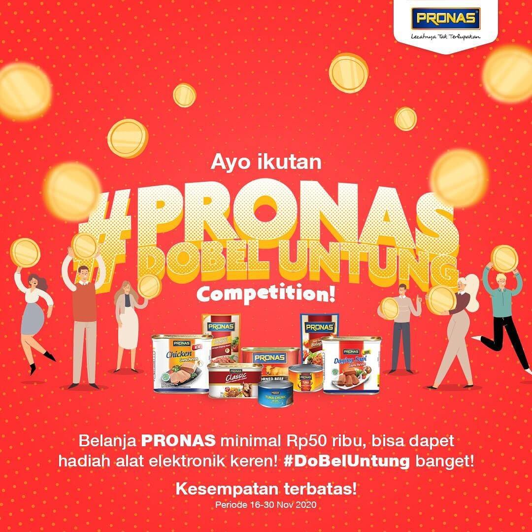 Pronas DoBel Untung Competition 2020