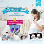 Sharing Foto USG Mamy Hamil 2020