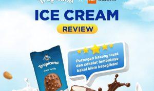 Tropicana X Xiaomi Ice Cream Review 2020