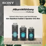 Burn with Sony Challenge 2020
