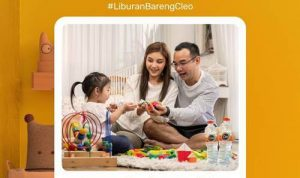 Family Photo Contest Liburan Bareng Cleo 2020