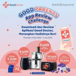 Good Parents App Review Challenge Desember 2020