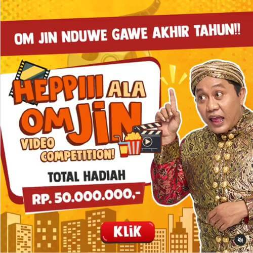 Heppiii Ala Om Jin Video Competition 2020
